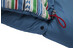 Nomad Darwin Sleepingbag Blue Ashes/Stripe